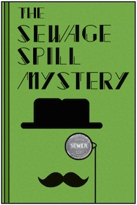 sewage spill mystery