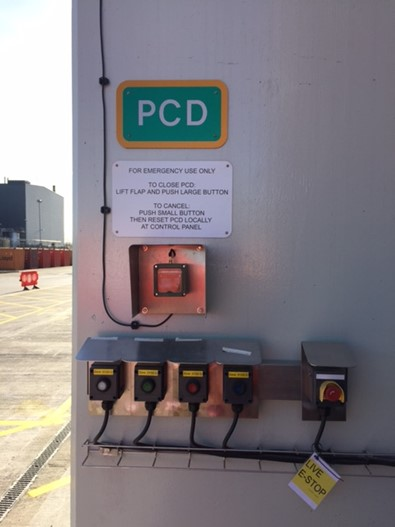Call Point Activation