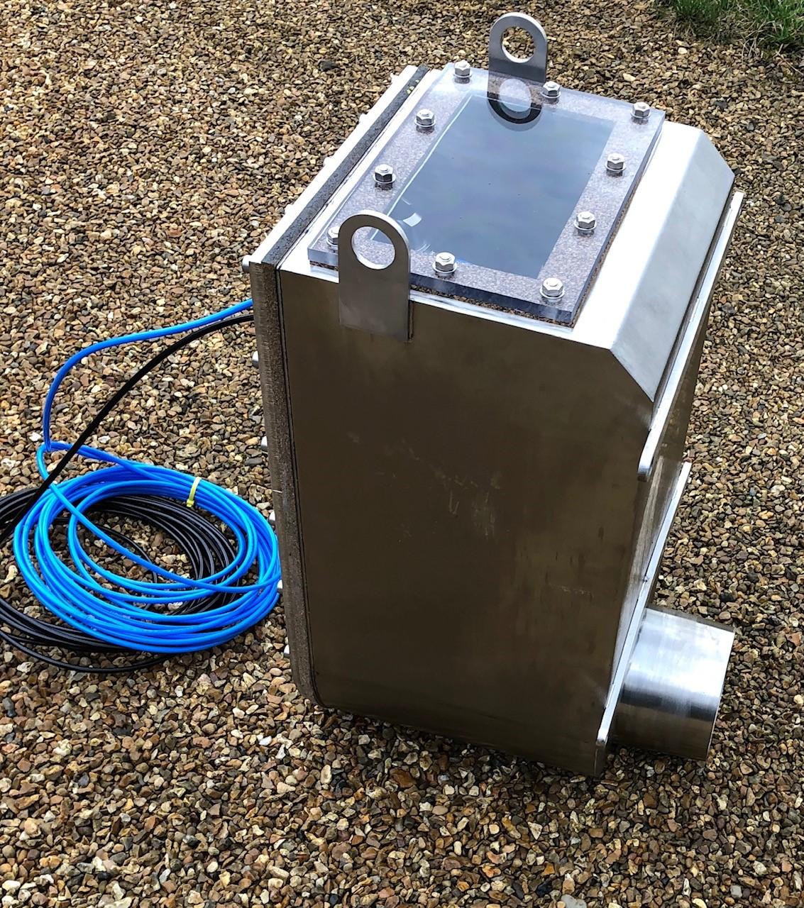 Firewwater Containment Bax Valve